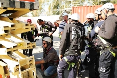 """הדרכת בטיחות ועבודה בגובה אחים צדיק בע""""מ"""
